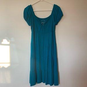 Inc International Concepts Teal Green Dress